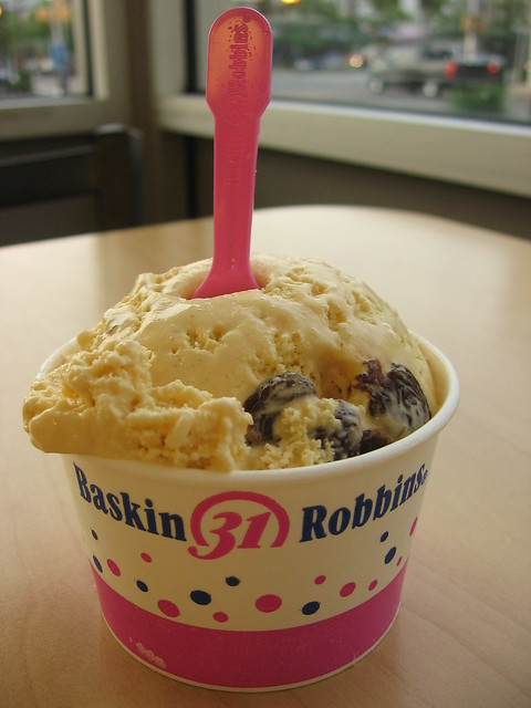 Rum Raisin Ice Cream | Flickr - Photo Sharing!