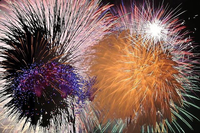 Fireworks - St. Louis