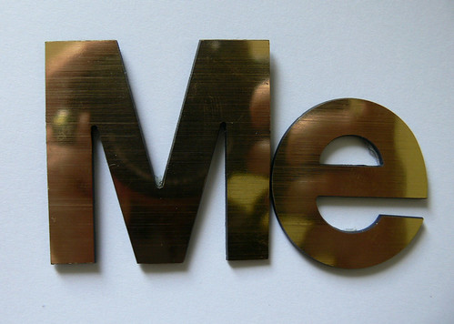 Can you see 'Me'?