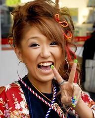 Matsuri girl