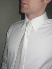neck, clothing, collar, dress shirt, sleeve, formal wear, necktie, shirt,
