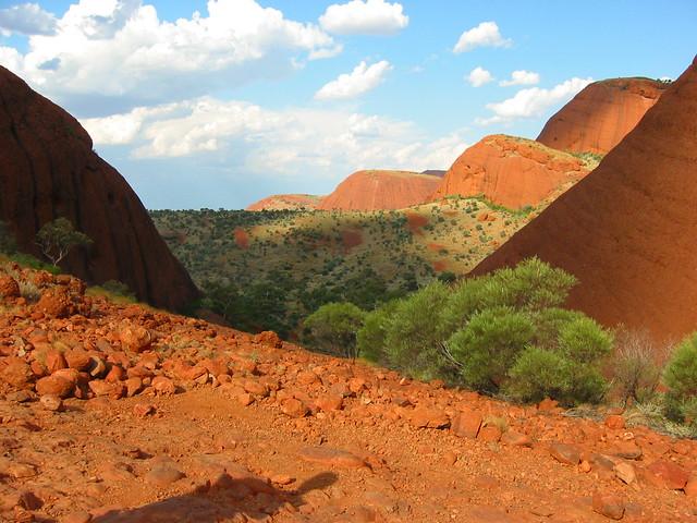 Parque Nacional Uluru-Kata Tjuta. Australia