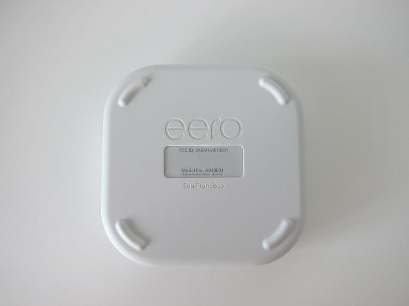 eero - Bottom