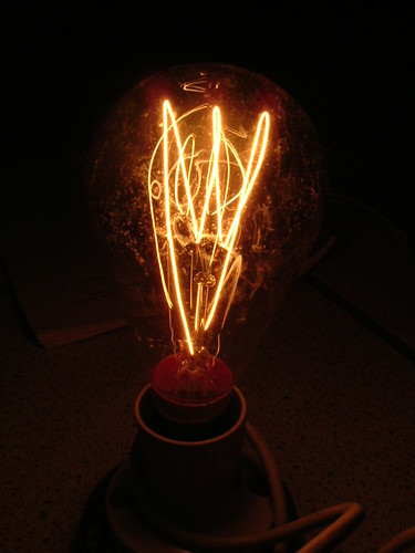 light bulb filament flickr photo sharing. Black Bedroom Furniture Sets. Home Design Ideas