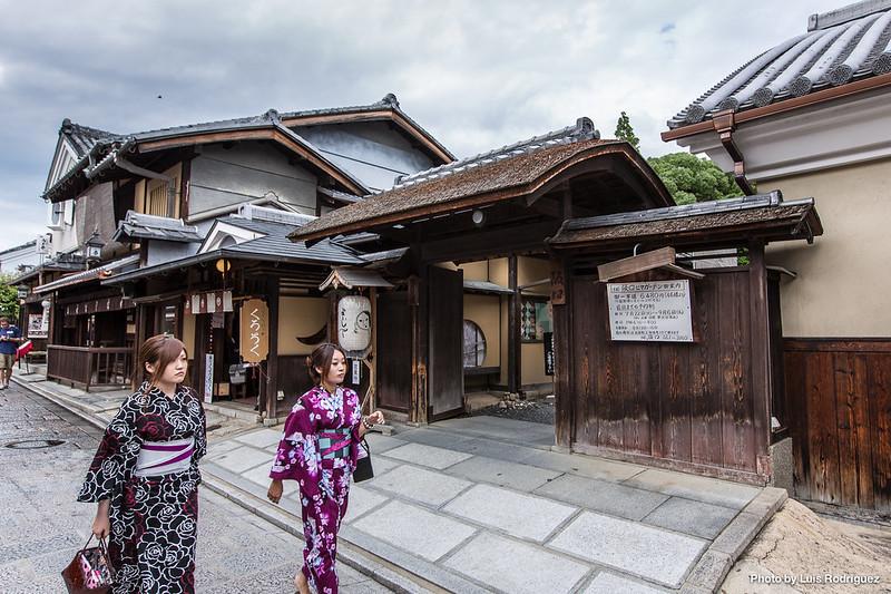 Calles Sannenzaka y Ninenzaka de Kioto-28