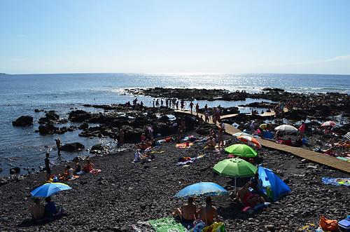 Punta de Hidalga, Tenerife