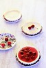 Thumbnail image for Baked Yogurt Tart With Fresh Cherry Sauce