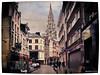postcard of summer (Bruselles)