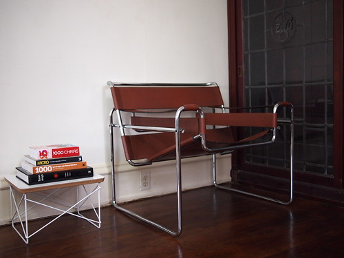 eames LTR, wassily chair