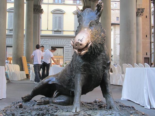 the Florentine boar