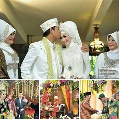Foto-foto pernikahan pengantin tradisional Indonesia. Indonesian traditional wedding ceremony. Wedding photos by @Poetrafoto, website: http://wedding.poetrafoto.com and http://fb.com/poetrafoto 👍😊😗