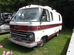 1975 Argosy Camper Van