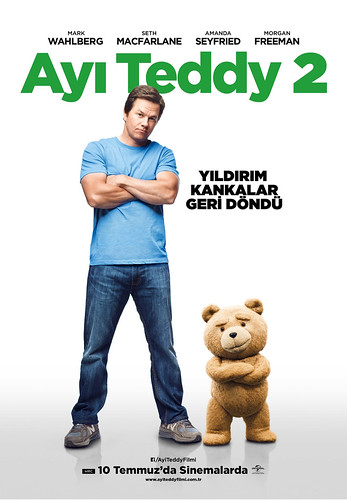 Ayı Teddy 2 - Ted 2 (2015)