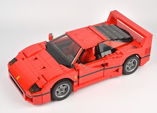 Out now: Ferrari F40