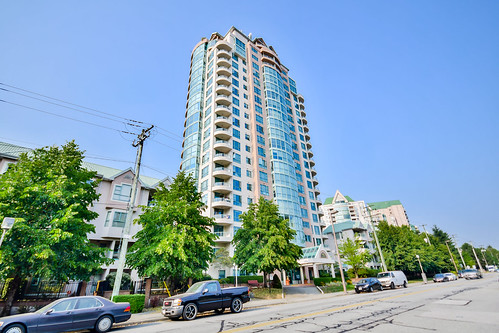 Storyboard of Unit 1705 - 3071 Glen Drive, Coquitlam
