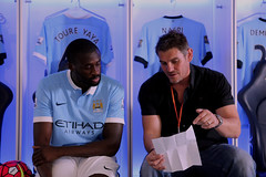 Premier League Behind the scenes Yaya Toure 2