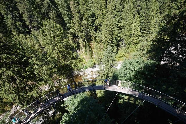 日, 2015-07-19 16:23 - Capilano Suspension Bridge Park