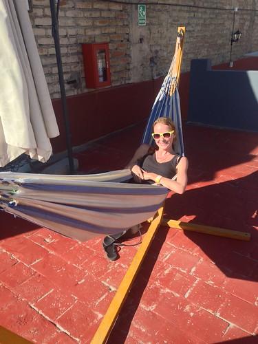 The Point Hostel Arequipa, Peru.