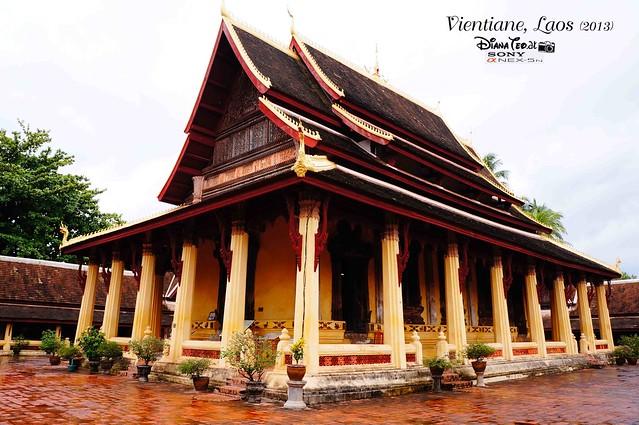 Laos 09 - Wat Si Saket