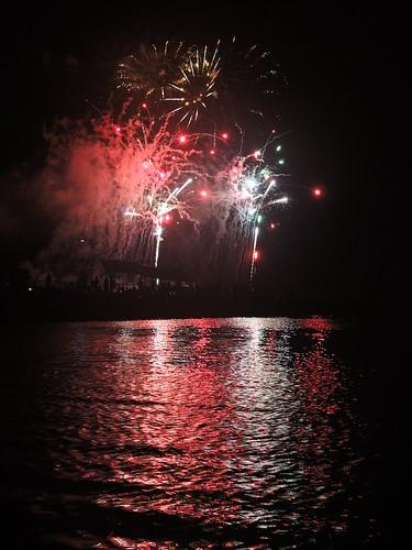 Fireworks at Wakkanai on AUG 02, 2015 (11)