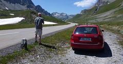 Čtyřdenní auto-okruh po Švýcarsku