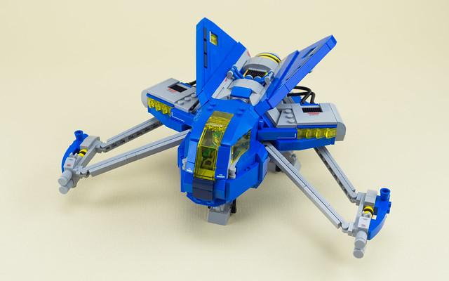 LEGO Spaceship - Atomium