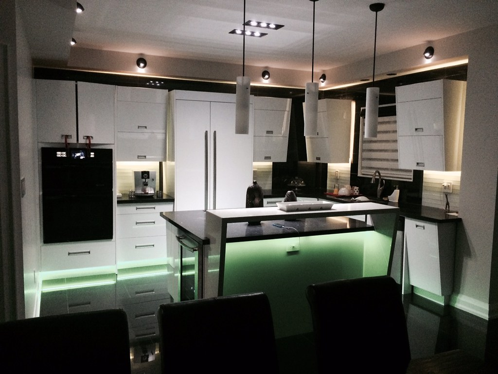 Kitchen Accent Lighting 3