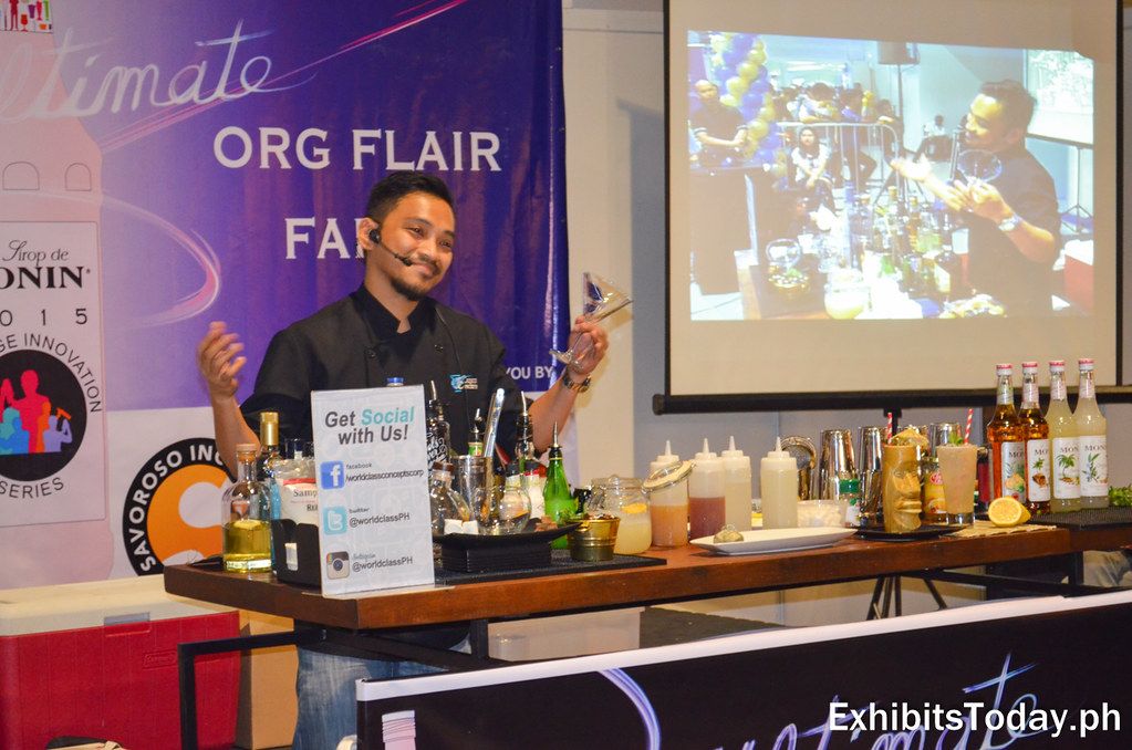 Bartending Champion World Class Concepts Philippines