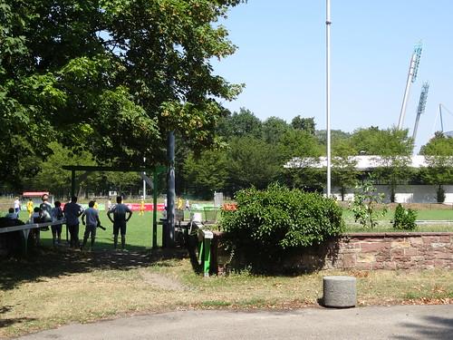 Karlsruher SC 0:9 1.FC Saarbrücken