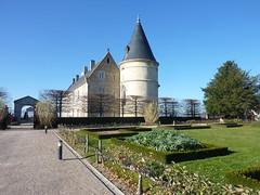Bauthéon.Le château de Bauthéon.1