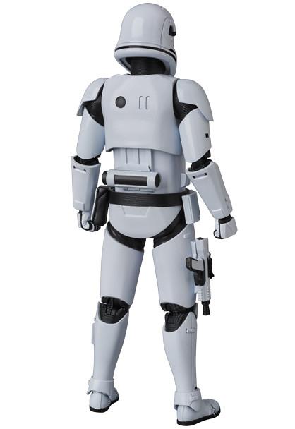 MAFEX 《星際大戰: 原力覺醒》芬恩「血手印白兵服裝版」!『Star Wars: The Force Awakens』FN-2187 (TM)
