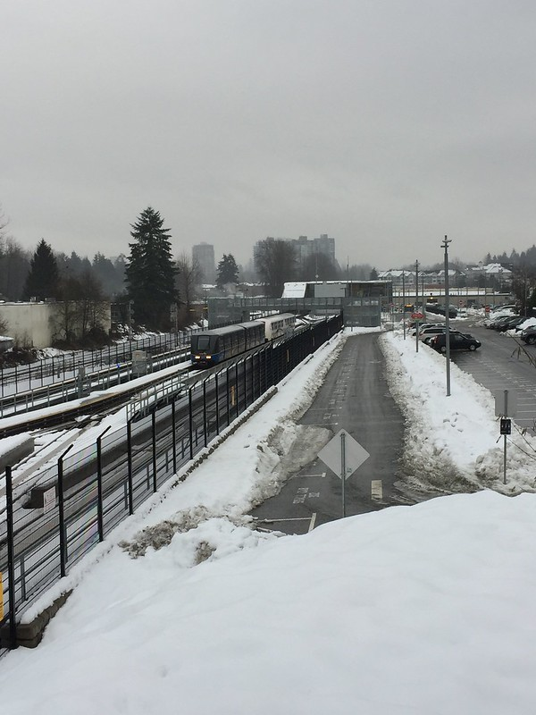 Moody Central Station, Evergreen Extension