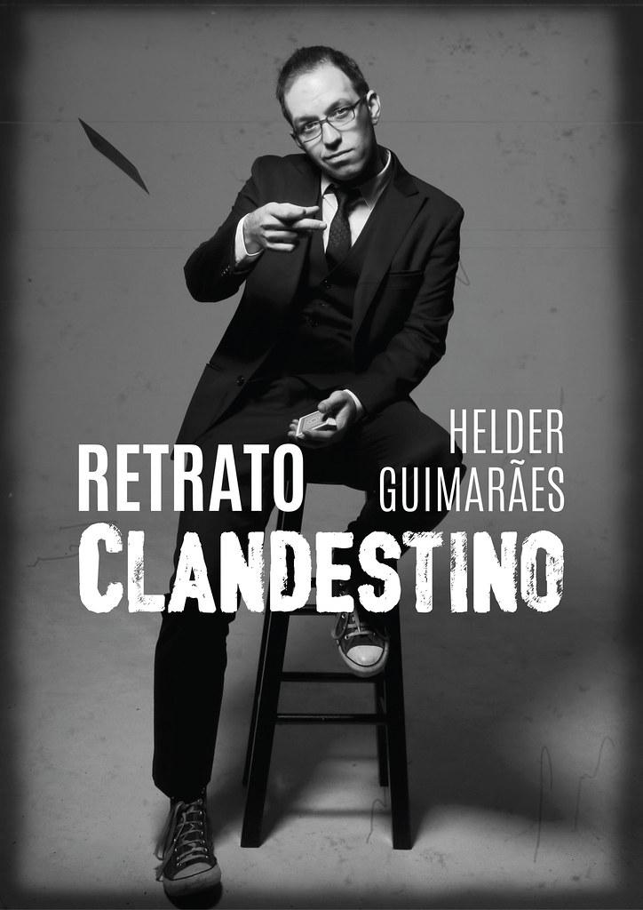Retrato Clandestino - Lisboa - PosterA3_2