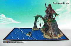 Cast Away Pirate 000