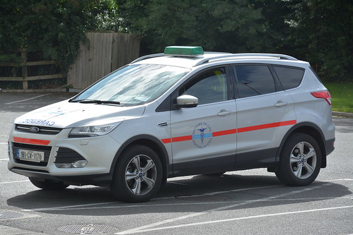 Caredoc Doctor on Call 2016 Ford Kuga DRV 161CW1176