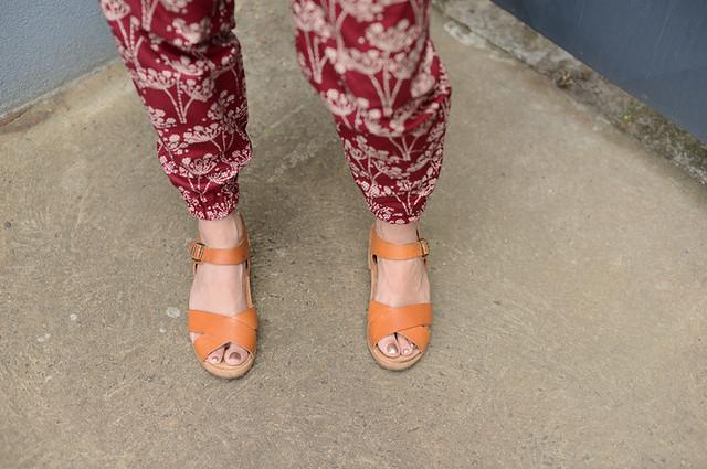 Kate top + Alexandria pants