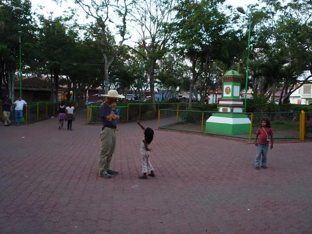 A Plaza in Matagalpa