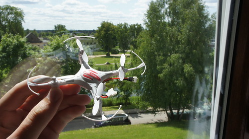 Eachine H8 Mini   pigus Quadcopteris vos už 13 eur
