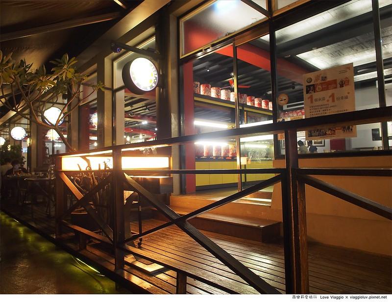 【宜蘭 Yilan】橘子咖啡 員山半山腰欣賞宜蘭最美的夜景 @薇樂莉 ♥ Love Viaggio 微旅行
