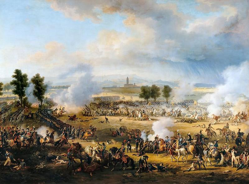Bataille de Marengo, by Louis-François Lejeune