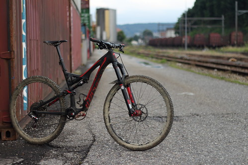 Specialized Stumpjumper FSR Comp 2015