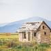 Little House on the Prairie, Arco Idaho by Thomas Hawk