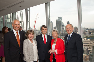 Coventry and Warwickshire Showcase at the Shard
