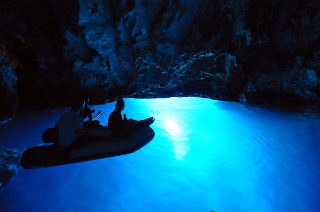 Croatia - Hvar - Blue cave