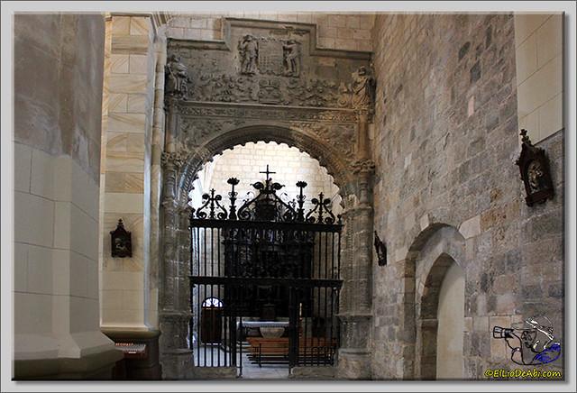 5 Iglesia de Santa María en Briviesca