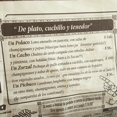 En #ELBOYO de #VillaElisa podés pedir un Polaco, un Cacho, un Zorzal o un #Pichuco !!! #igersBuenosAires
