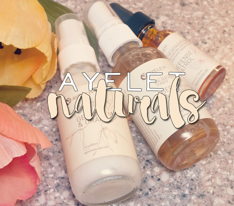 ayelet natural geranium and orange cleanser and toner, defense patrol antioxidant serum (4)