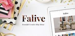 Falive - Beautiful Creative & Fashion Blog…