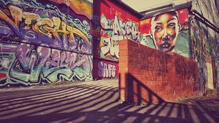 Graffiti Corner