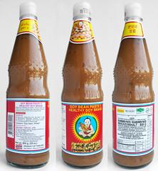 Healthy Boy Brand sojabonen saus